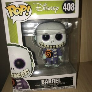 Pop! Disney, Nightmare Before Christmas, Barrel